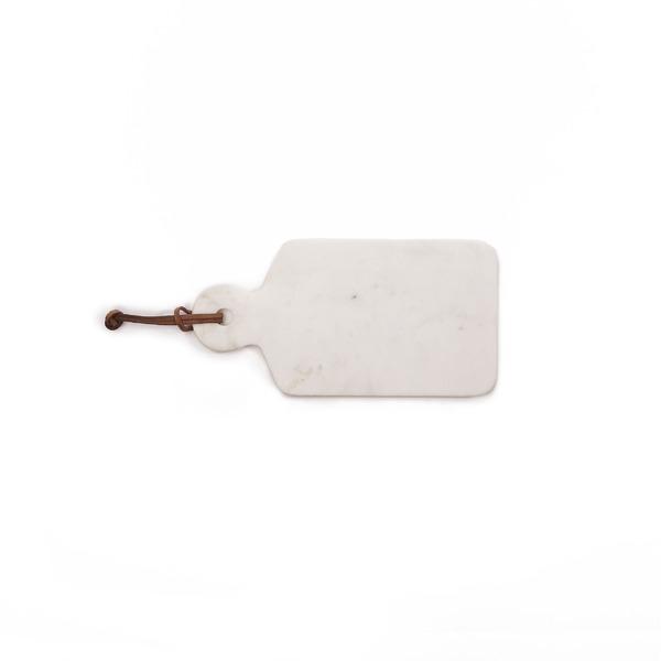 OUTR - Tapasplank Marble 26 x 12,5 x 1,5 cm