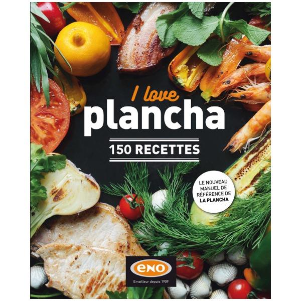 ENO - Receptenboek I Love Plancha FR